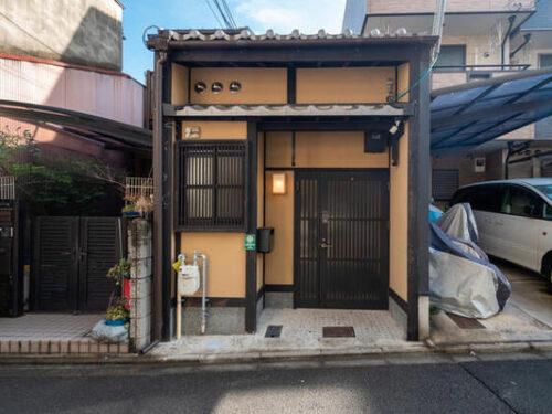 Renovated Kyo-Machiya House in Fukuine Goshonouchi-cho, Higashiyama Ward, Kyoto