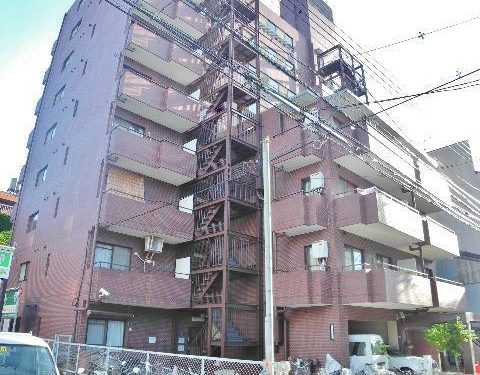 Apartment in Center of Kyoto, near Imperial Palace, for Sale in Nakagyo, Kyoto