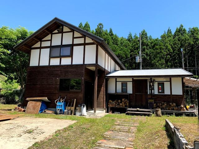 House in Keihokushimocho Kamaguchidaniyamada, with Good Sized Garden, for Sale in Ukyo Ward