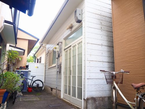4 BRs House for Rent, Good Floor Layout for Share-House use, near Inari sta. in Fushimi, Kyoto