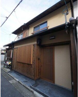 Renovated Kyo-Machiya House in Hashimoto-cho, for Sale in Kamigyo Ward
