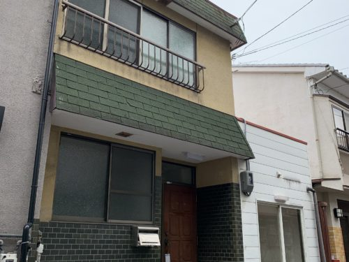 Used House near Toji and Kujo sta., within Walking Distance to Kyoto sta., for Sale in Minami Ward