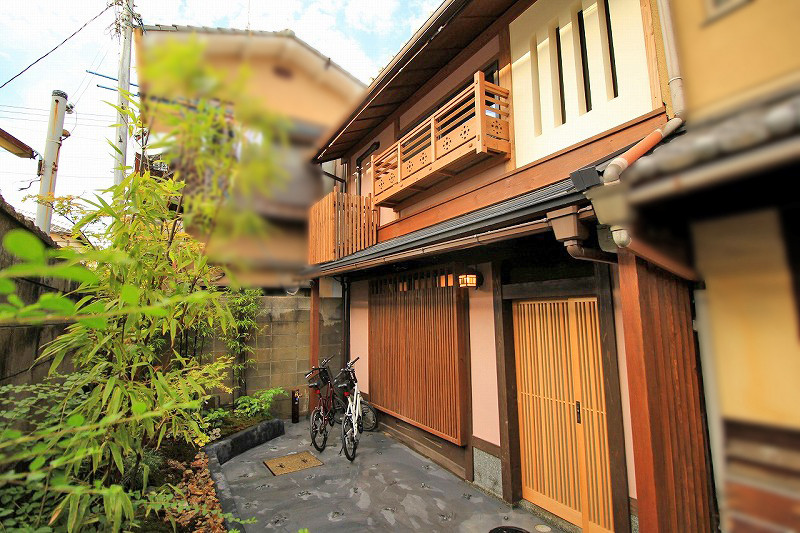 Price Changed: Hiraokacho House, Renovated Machiya Guesthouse, for Sale near Kamo River in Kyoto