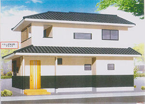 New Construction House in Kokusaikaikan, 4 BRs, 2-Stories House in Sakyo Ward