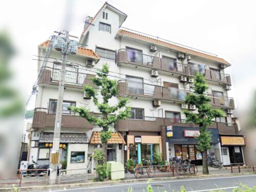 Commercial and Residential Apartment for Sale in Sakyo Ward near Kyoto University