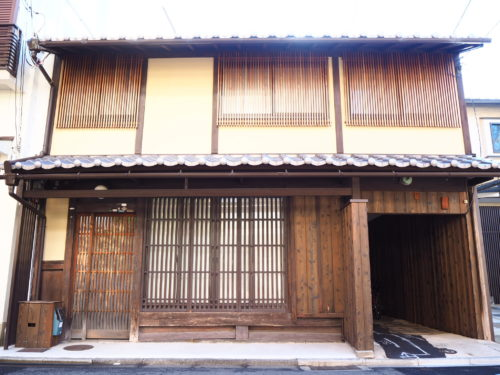 Renovated Kyo-Machiya House for Sale in Kamigyo Ward, in Good Neighborhood Environment