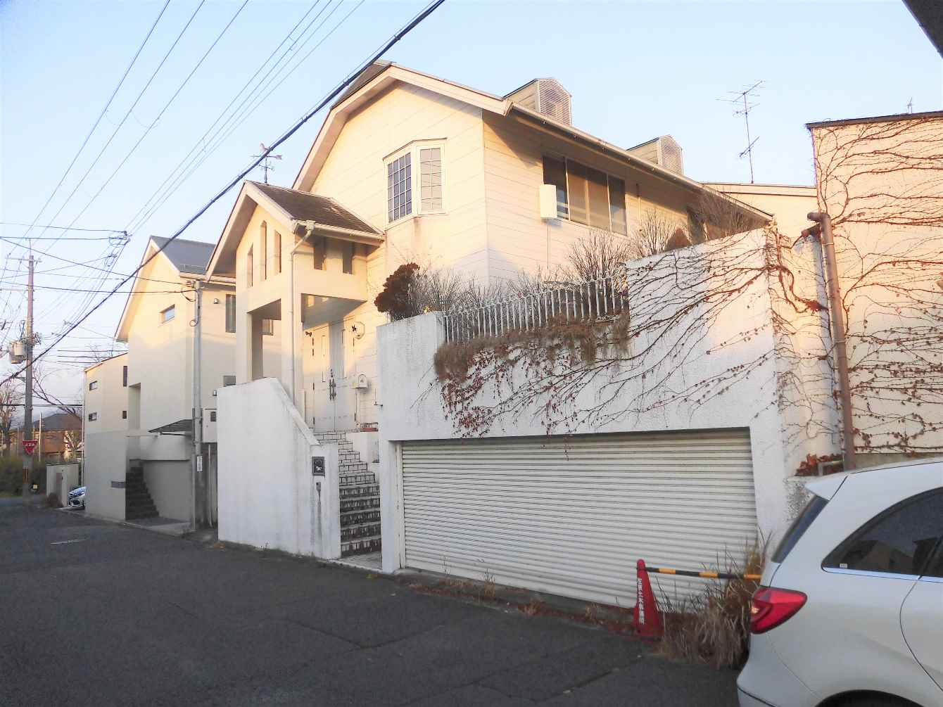 Residential House with 6 units of Apartment, for Sale in Kitashirakawa Higashisenouchi-cho, Sakyo Ward