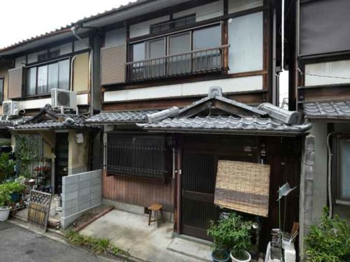 Koyamakamihananokicho House near Kitaoji subway station, for Sale in Koyama-Hananoki-cho