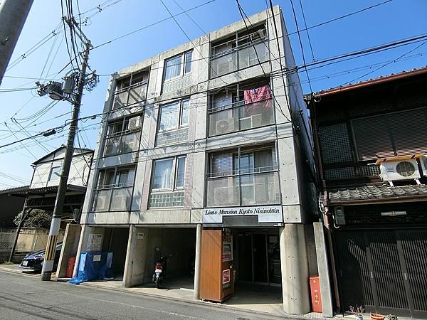 Price Changed: Apartment Lions Mansion Kyoto Nishinotoin on 2F, Corner Unit, near Doshisha Uni., for Sale in Kyoto
