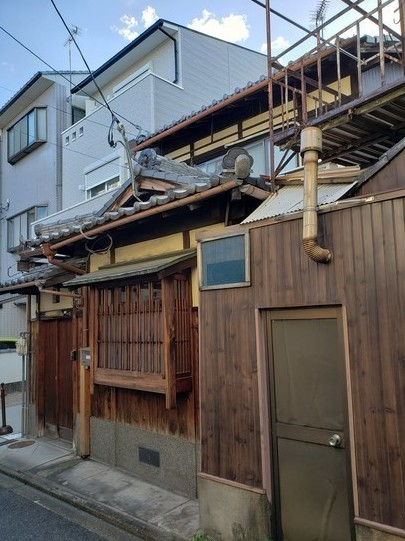 Price Changed: Mibumoricho Machiya, Reformed Machiya House in Nakagyo, Area of Mibu, for Sale in Kyoto