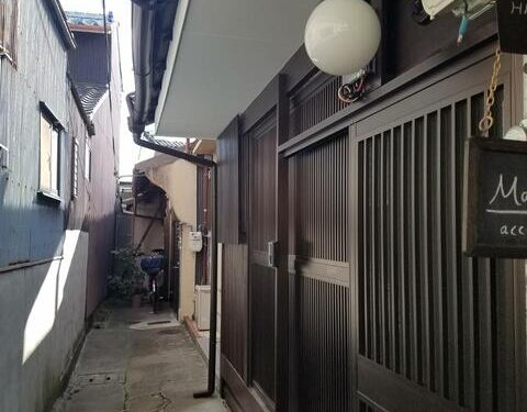 Renovated House in Murasakino Miyahigashi-cho, Good Price and Size for Long Term Rent