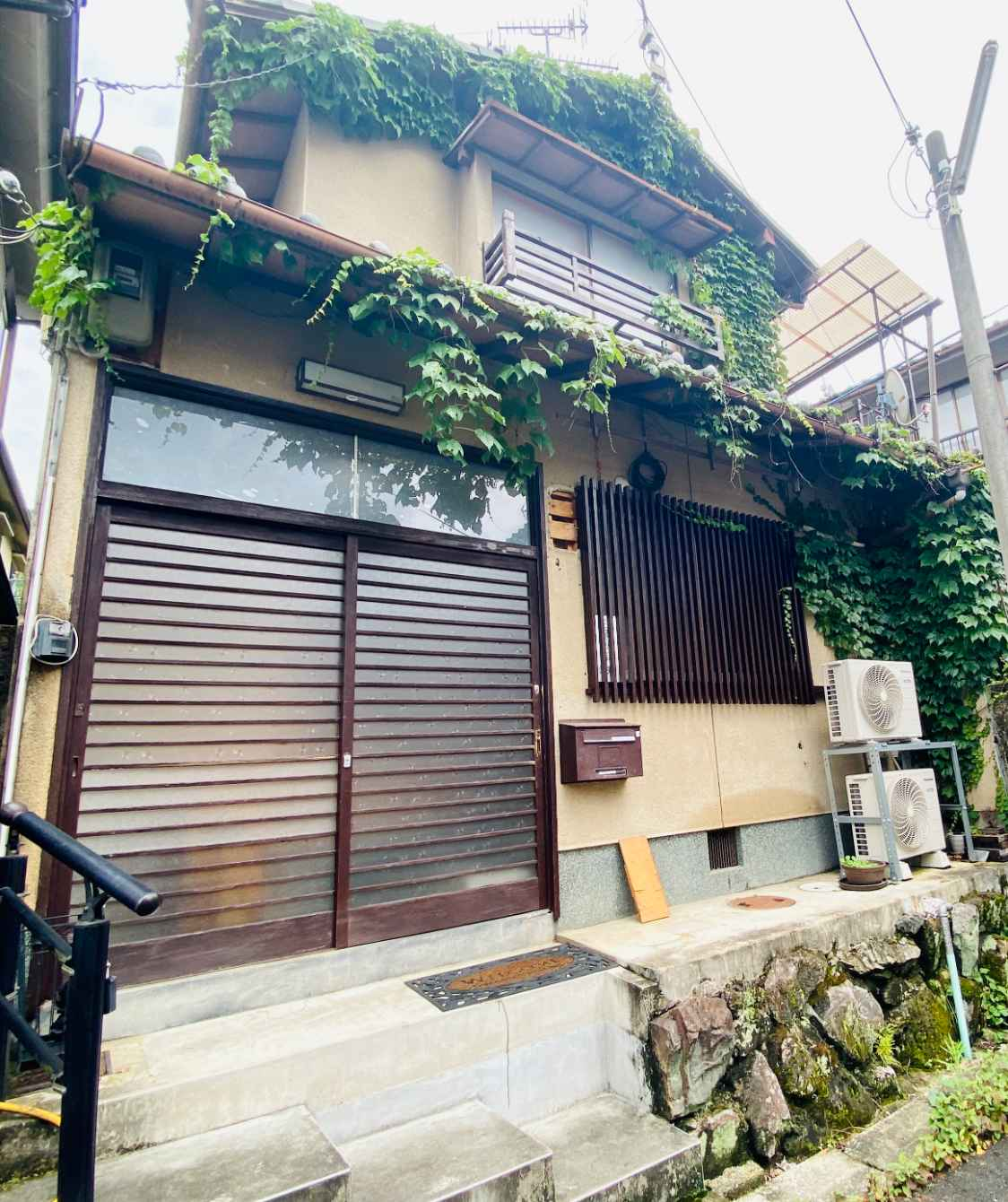 Renovated House near Philosopher's Path and Nanzenji Temple, for Sale in Sakyo Ward