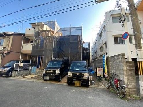 Price Changed: Shimogamo Matsunokicho House, New House in Shimogamo Matsunoki-cho, Sakyo Ward