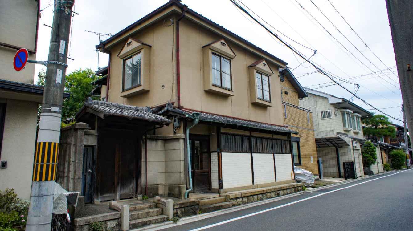 House on Kamo River, in Shimogamo, Rare House in Kyoto for Sale