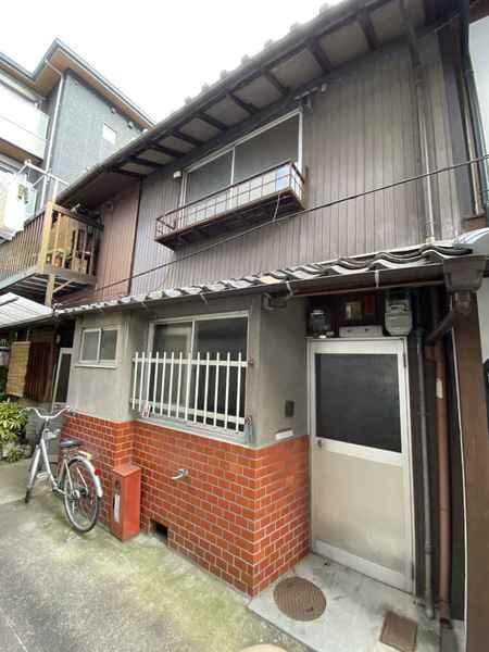Price Changed: Shinhiyoshi-cho House, Non-Renovated Machiya House in Shinhiyoshi-cho near Takasegawa River