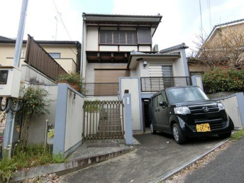 Modern Japanese House in Shishigatani Sakuradanicho near Philosopher's Path