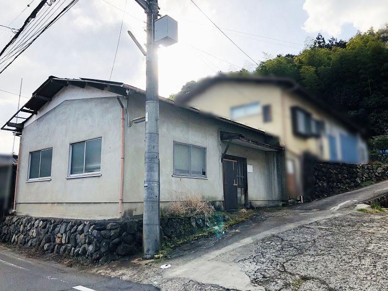 Warehouse for Sale in Shizuichi-Nonaka-cho, in Sakyo Ward, for Sale in Kyoto