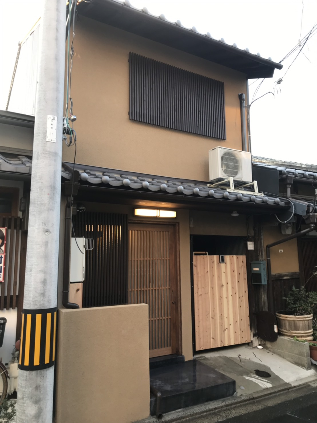 360° View of Suehiro-cho Renovated House, Renovated House for Rent near Kitanotenmangu Shrine, in Kamigyo Ward