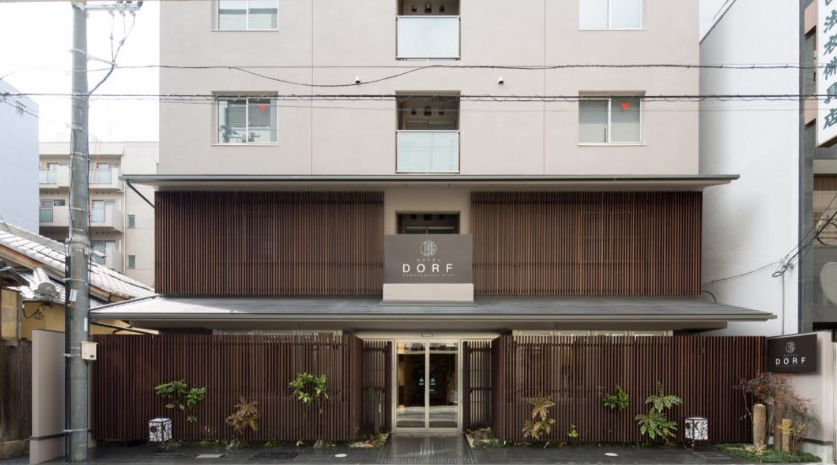 42 Guest Rooms Hotel for Sale near THE RITZ-CARLTON, KYOTO, in Nakagyo Ward, Kyoto