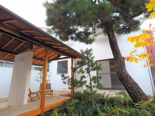 Renovated Two-Story House, Bau Biologie Designed, for Rent in Suzuriya-cho, Kamigyo Ward