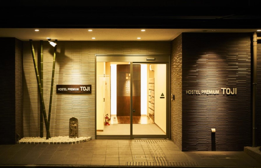 Price Changed: THE GARDEN-HOSTEL PREMIUM TOJI, 17 Guest Rooms Hotel in Nishikujo near Toji sta.