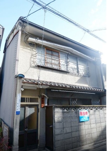 Apartment House near Shichijo sta., 9 units of Studio, for Sale in Shimogyo Ward