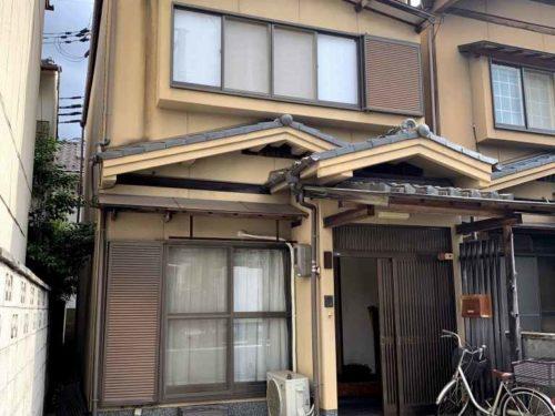 Tojiin Nishimachi House in Kita Ward near Rits University, for Sale in Kyoto