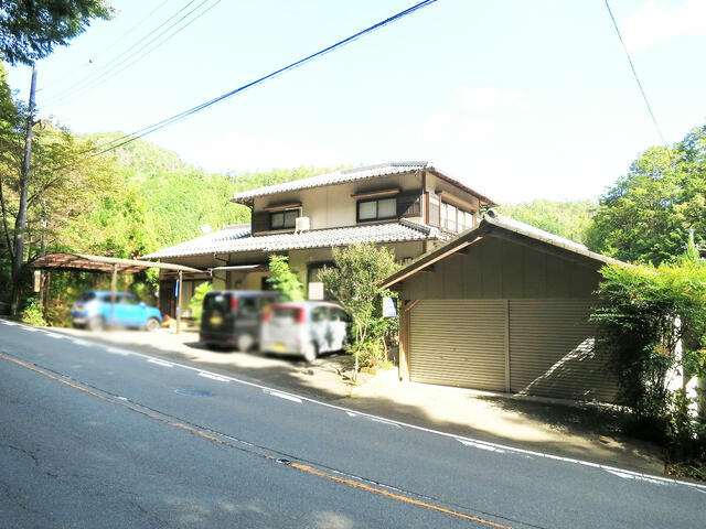 Price Changed: Umegahata Kubotanicho House, in Takao, with Factory Area and 5 Units of Studio Rooms, for Sale in Ukyo Ward
