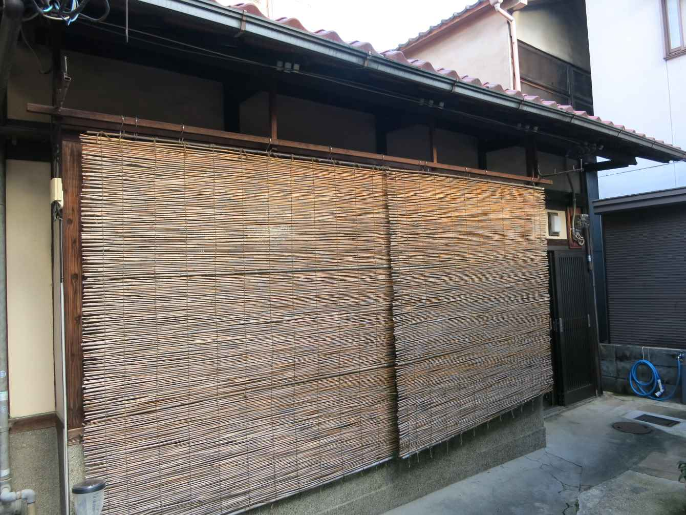 Price Changed: Bishamoncho House, Used House in GOSHOMINAMI Area, for Sale in Nakagyo Ward