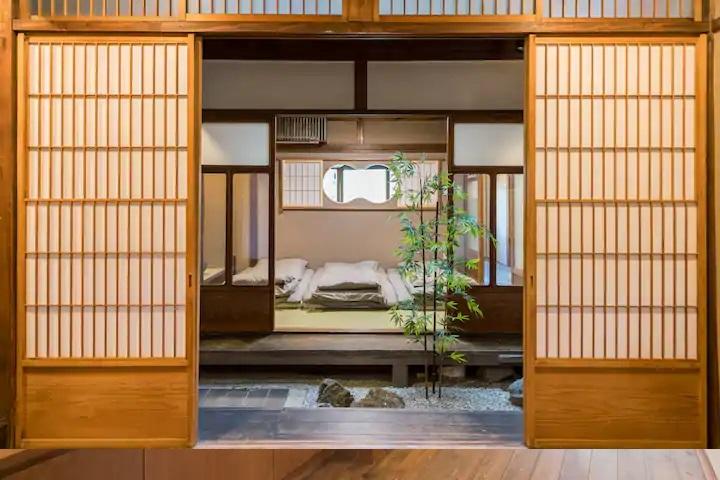 Price Changed: Kyotofish Kamogawa, 100Yr Renovated House, 2 Units of Riverview House, on Kamo River