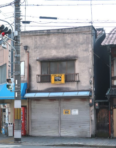 Used House with Commercial Area, on Shichijo st., for Sale in Nishishichijo Minamitsukiyomi-cho, Shimogyo Ward
