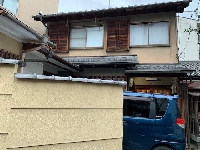 2-Story Used House in Murasakino Gonoue-cho, near Kinkakujite temple, for Sale in Kita Ward, Kyoto