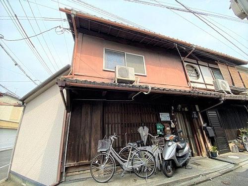 Hachijo Terauchicho Machiya House for Sale in Minami Ward, Kyoto