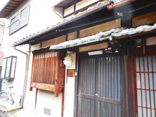 Kyo-Machiya with Renovation Plan, for Sale in Kamigyo, Kyoto