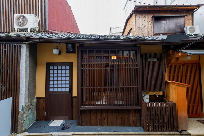 Price Changed: Yamashirocho Renovated Machiya, One-Story House for Sale in Gion, Kyoto