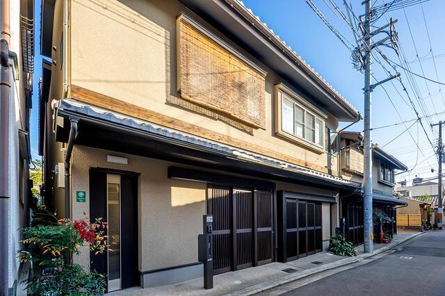 Heisei Machiya House, Condominium House Built in 2014, for Sale in Komatsu-cho, Higashiyama Ward