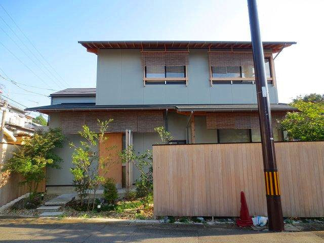 Newly Built House near Keage Incline for Sale in Yamashina, Kyoto