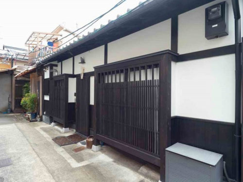 Renovated Kyo Machiya near Gion, for Sale in Higashiyama, Kyoto