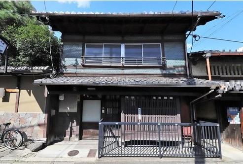 Big Size Machiya House in Shimogyo Ward, near subway Gojo station