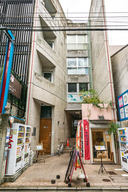 For Investment, Commercial Building for Sale in Shijo, in the Center of Kyoto City