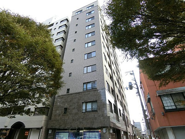Price Changed: Legal Kyoto Nijojo Higashi, Penthouse with View of Nijo Castle, on 11F, for Sale in Nakagyo, Kyoto