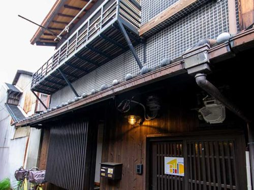 Renovated Kyo-Machiya House for Sale in Mibu, for Vacation Home in Kyoto