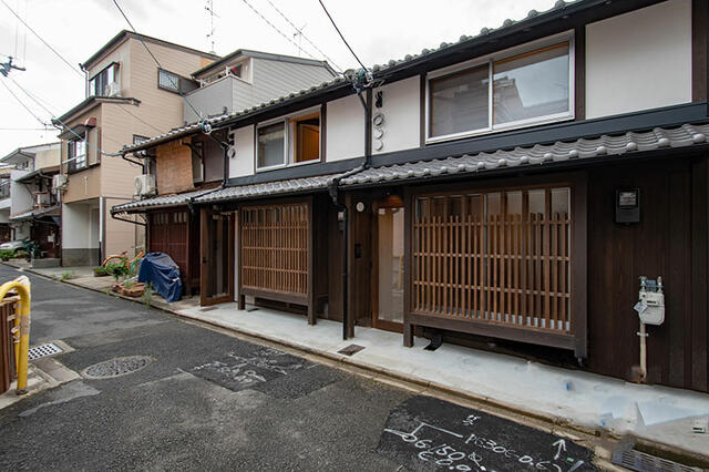 Price changed: Murasakino Nakakashiwanocho Renovated Kyo Machiya (South)