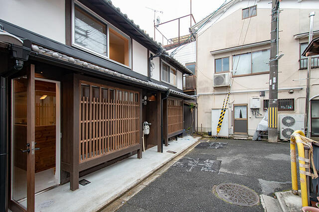 Price changed: Murasakino Nakakashiwanocho Renovated Kyo Machiya (North)