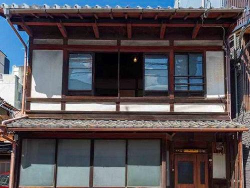 Machiya near Nijo castle, easy access from subway st., for Sale in Kyoto