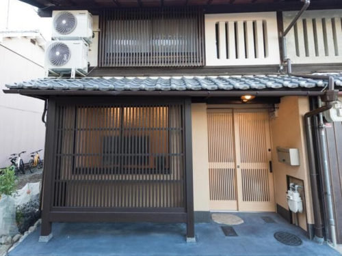 Renovated Kyo-Machiya for Sale in Nakagyo near Nijo sta. in Kyoto