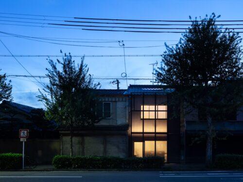 Renovated 2-Story House on Nishioji st., near Enmachi sta., for Rent in Nakagyo Ward, Kyoto