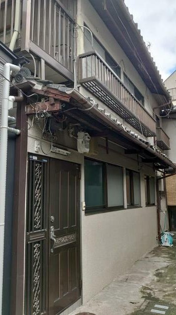 Used House in Nakagyo, near Imperial Palace, for Sale in Kyoto