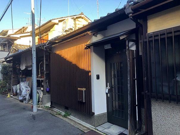 Renovated Machiya near Kitano tenmangu shrine for Sale in Kyoto