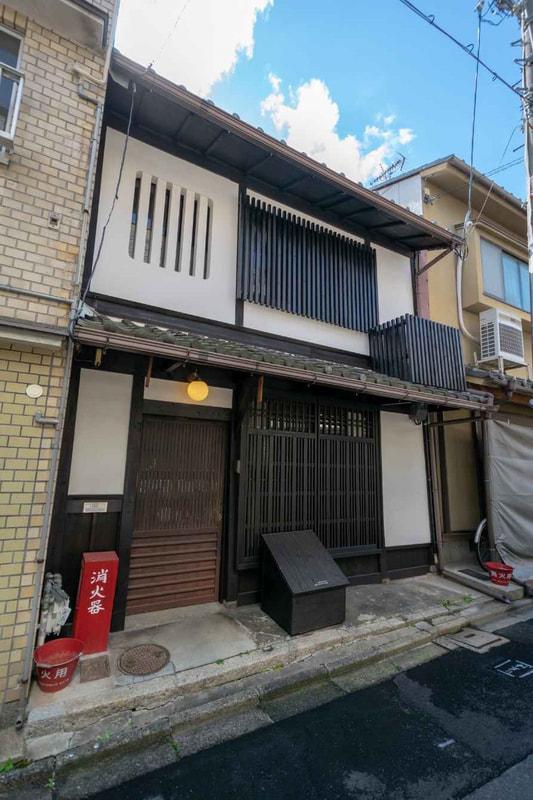 Renovated Kyo-Machiya Guesthouse, near Yokai st., for Sale in Kamigyo, Kyoto